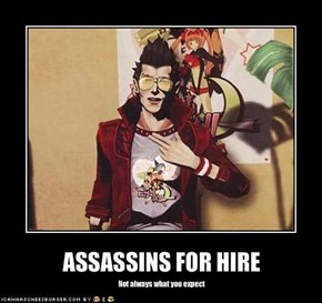 ASSASSINS FOR HIRE