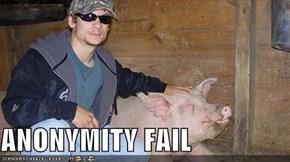 ANONYMITY FAIL