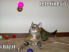telekinesis  i haz it