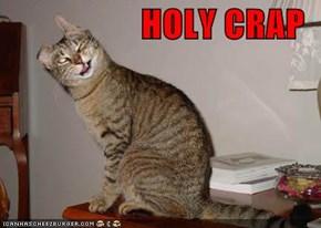HOLY CRAP