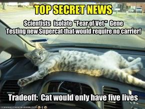 TOP SECRET NEWS