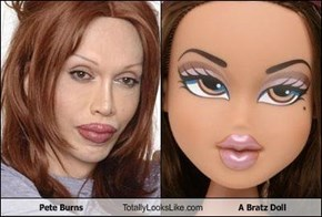 Pete Burns Totally Looks Like A Bratz Doll