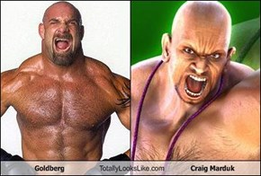 Goldberg Totally Looks Like Craig Marduk