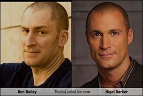 Ben Bailey  Totally Looks Like Nigel Barker
