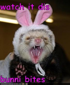 watch it dis  bunni bites