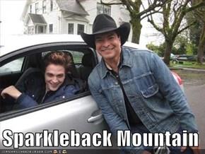 Sparkleback Mountain