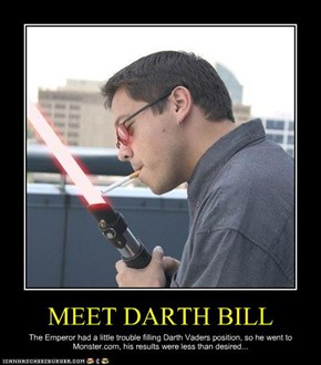 MEET DARTH BILL