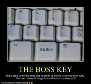 THE BOSS KEY