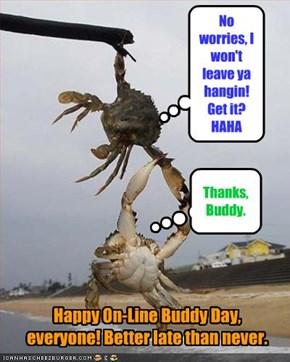 Thanks, Buddy.