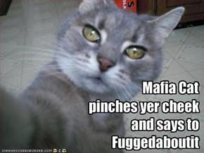Mafia Cat