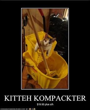 KITTEH KOMPACKTER