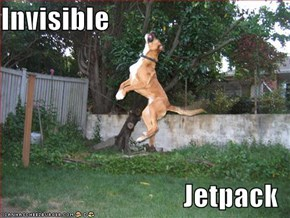 Invisible  Jetpack