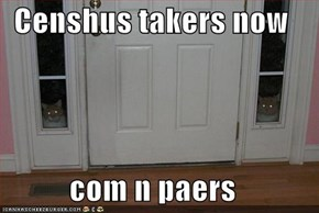 Censhus takers now   com n paers