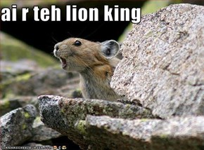 ai r teh lion king