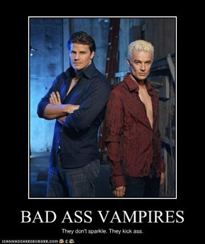 BAD ASS VAMPIRES