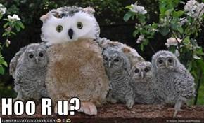 Hoo R u?