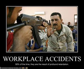 WORKPLACE ACCIDENTS