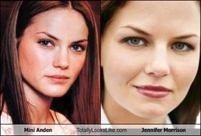 Mini Anden Totally Looks Like Jennifer Morrison