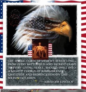 PROUD OF OUR HISTORY..I'M A PROUD AMERICAN!