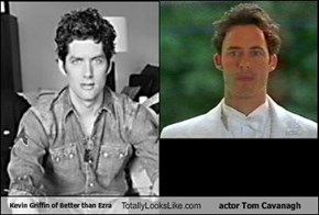 Kevin Griffin of Better than Ezra Totally Looks Like actor Tom Cavanagh
