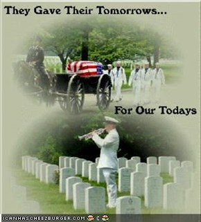 They Gave Their Tomorrows. . .