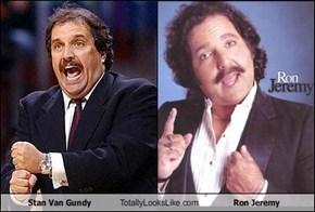 Stan Van Gundy Totally Looks Like Ron Jeremy