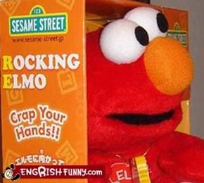 Sesame Street Hygene