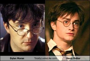 Dylan Moran Totally Looks Like Harry Potter