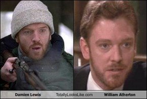 Damien Lewis Totally Looks Like William Atherton