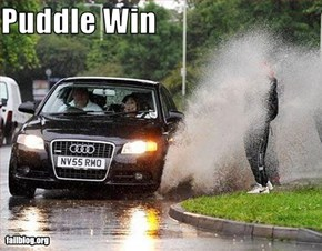 Puddle Win