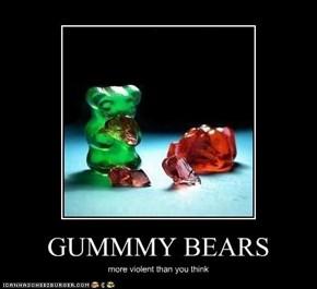 GUMMMY BEARS