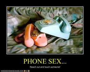 PHONE SEX...