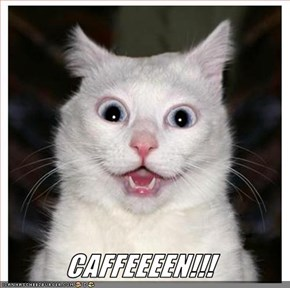 CAFFEEEEN!!!