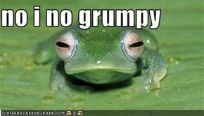 no i no grumpy