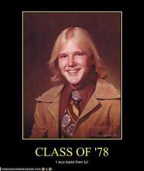 CLASS OF '78