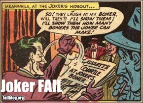 Joker Fail