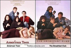 American Teen Totally Looks Like The Breakfast Club