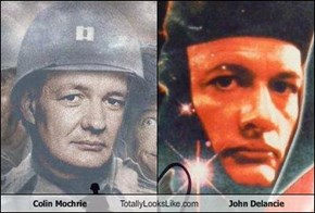 Colin Mochrie Totally Looks Like John Delancie