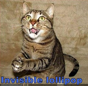 Invisible lollipop