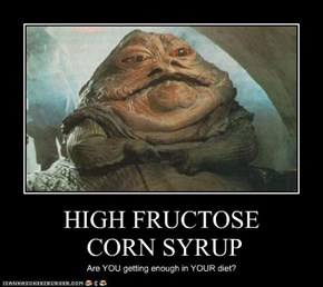 HIGH FRUCTOSE  CORN SYRUP