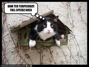 DAM TEH TORPEEDOZ!! FULL SPEEDZ AHED