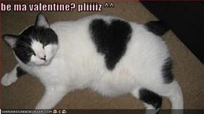 be ma valentine? pliiiiz ^^