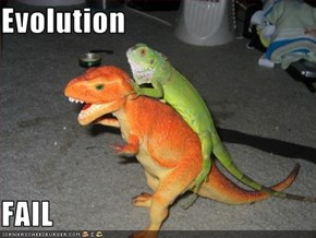 Evolution  FAIL