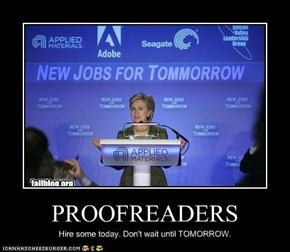 PROOFREADERS