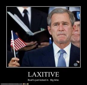 LAXITIVE