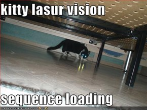 kitty lasur vision  sequence loading