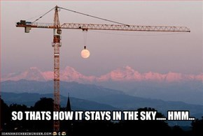SO THATS HOW IT STAYS IN THE SKY..... HMM...