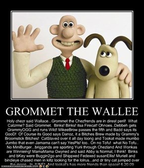 GROMMET THE WALLEE