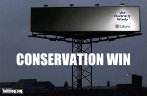 Conservation Win
