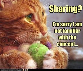 Sharing?